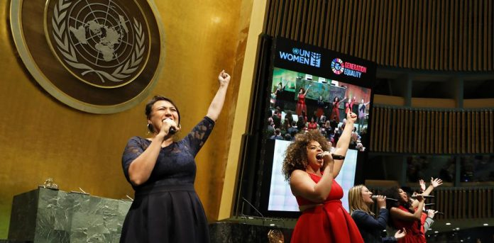 WHO announced as a Global Leader of the Generation Equality Action Coalition on ending gender-based violence