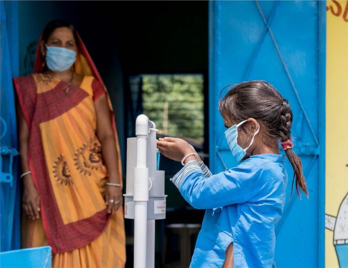 2 in 5 schools around the world lacked basic handwashing facilities prior to COVID-19 pandemic — UNICEF, WHO