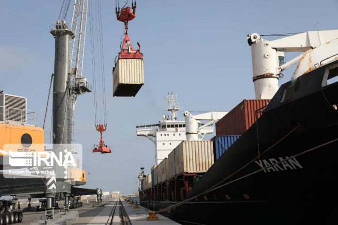 7th ship carrying Indian wheat for Afghanistan docks at Shahid Beheshti port