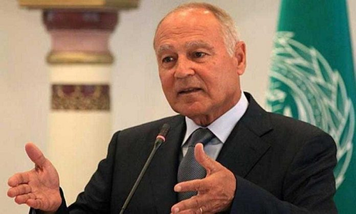 Arab League chief to visit Beirut on Saturday to show solidarity with Lebanon