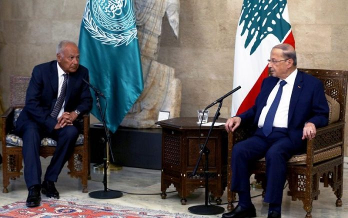 Arab league ready to mobilize support for Lebanon after Beirut blast