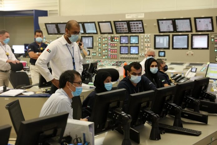 Barakah Nuclear Energy Plant Unit 1 successfully connected to UAE power grid