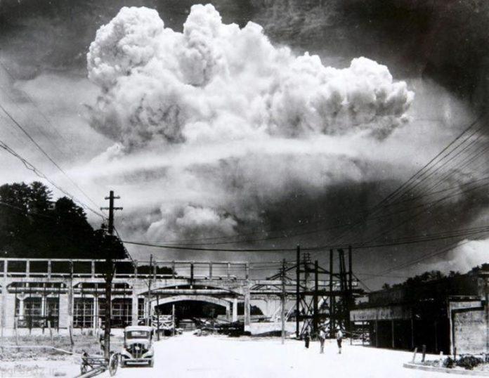 Bomber of Hiroshima and Nagasaki claims of fighting weapons of mass destruction, Iran says