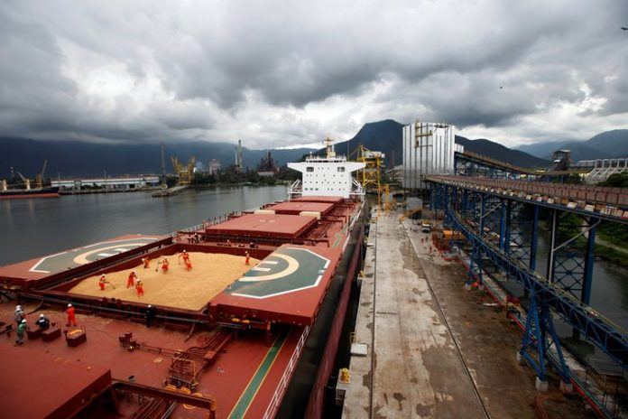 Brazil balance of trade sees record surplus in July