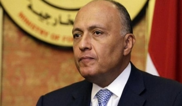 Egyptian FM, Greek FM discuss cooperation in Cairo