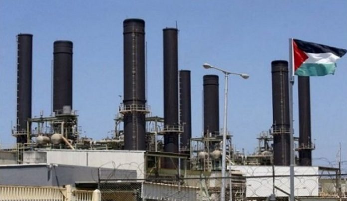 Gaza's sole power plant shuts down after fuel ran out