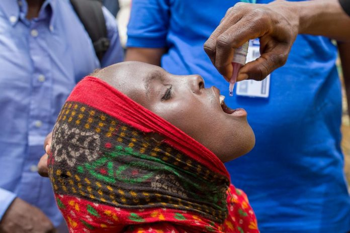 Global polio eradication initiative applauds WHO African region for wild polio-free certification