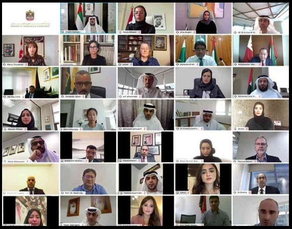 ICESCO participates in UAE's launch of virtual exhibition 'Coexistence Based on Knowledge'