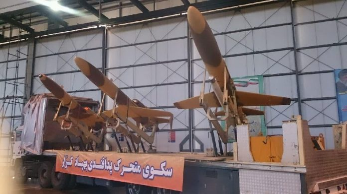 Iran unveils turbofan, two missile products