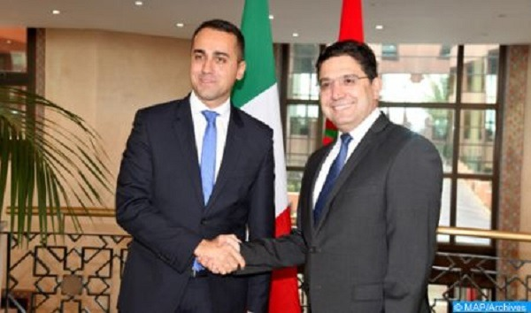 Italy expresses appreciation for Morocco's role in resolving Libyan crisis