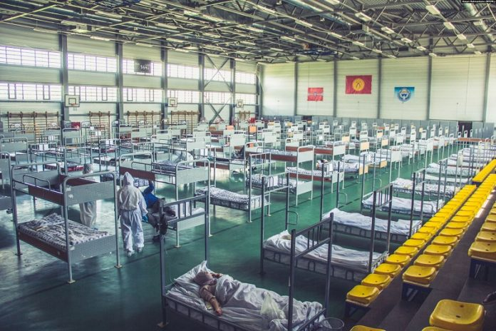 Kyrgyzstan reports 900 more recoveries from COVID-19