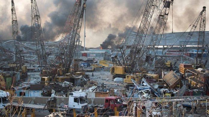 Lebanese Supreme Defense Council declares 'Beirut a disaster-stricken city'