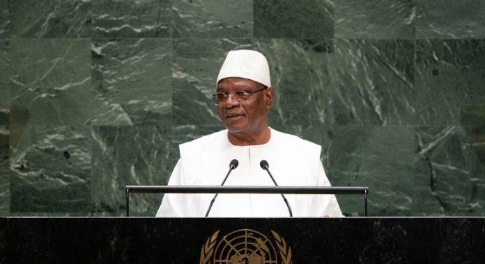 Mali: UN chief demands 'immediate and unconditional release' of President, cabinet members
