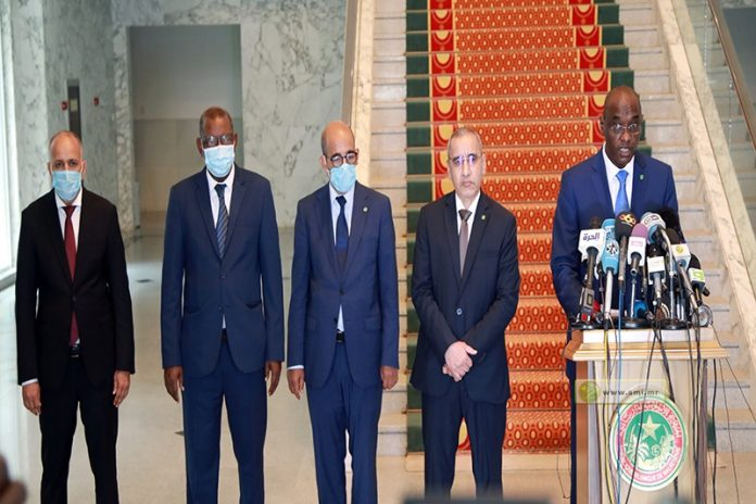 Mauritania announces new govt headed by PM Mohamed Ould Bilal
