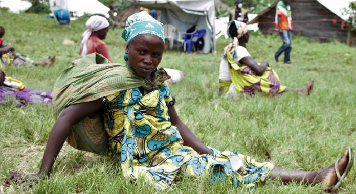 Millions 'on the edge' in DR Congo, now in even greater danger of tipping over: WFP