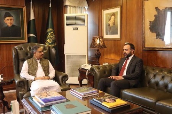 Pakistan committed to Afghan peace process: Foreign Secretary Mahmood
