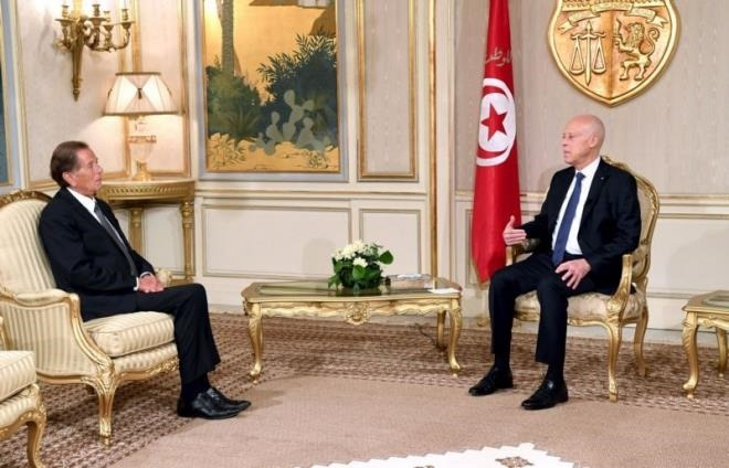 President Kais Saied reaffirms Tunisia's firm position on Palestine cause