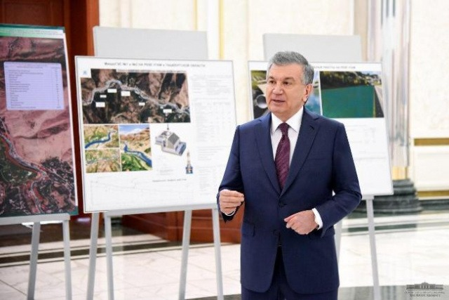 Projects for development of Bostanlyk's tourism infrastructure considered