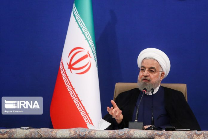 Rouhani urges efficient e-government services in pandemic days