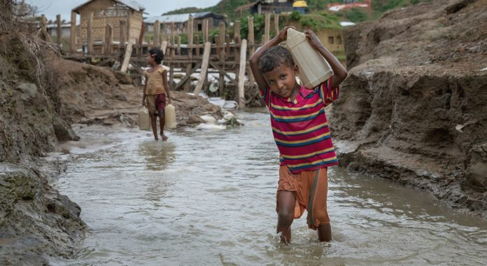 Three years on, Rohingya refugees 'more vulnerable than ever'