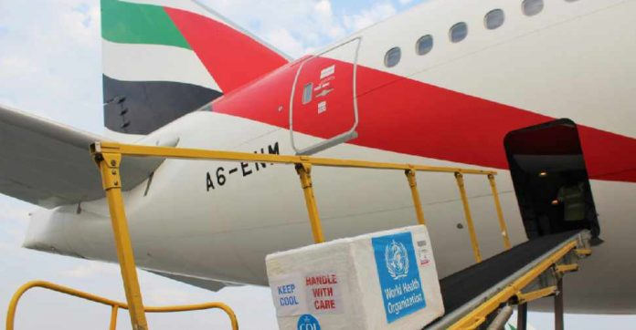 UAE delivers third shipment of medical aid to Lebanon