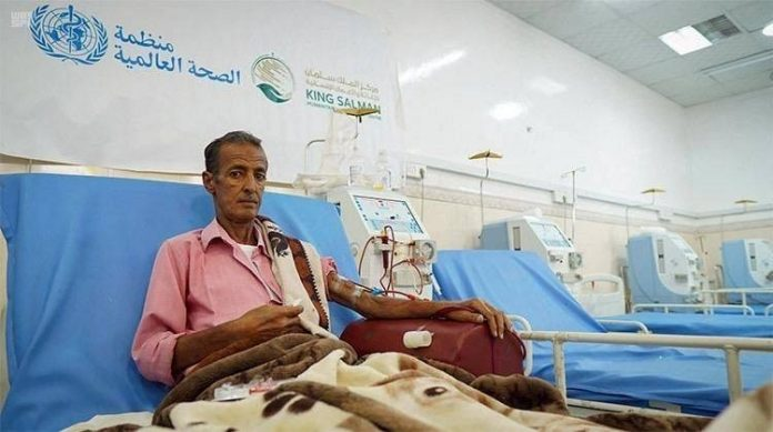 WHO provides medical supplies to Yemen worth $24m with support from KSRelief
