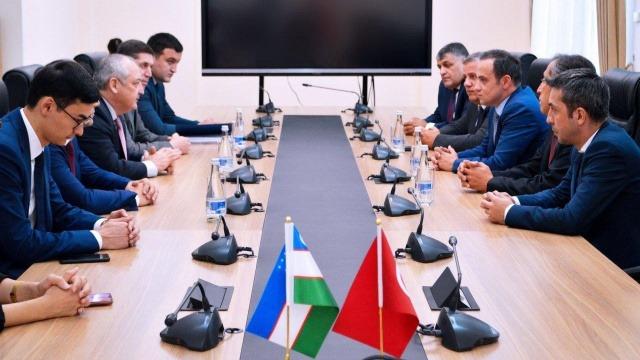 Agreement signed on construction of TPP in Tashkent region