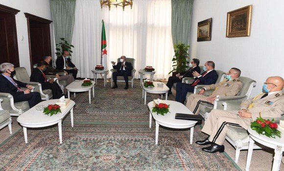 Algeria plays central role to security of North Africa and Mediterranean