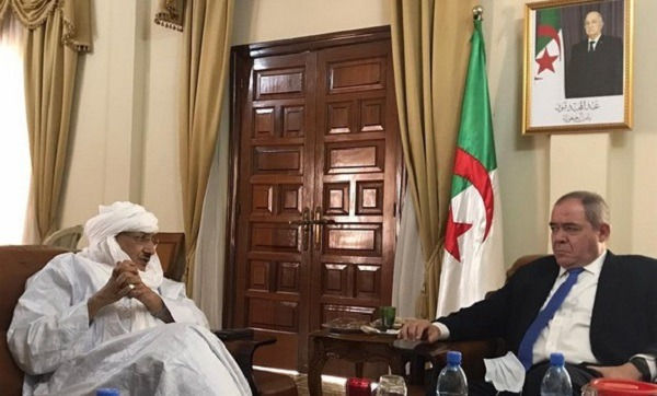 Algeria's FM holds meetings with several Malian key figures in Bamako