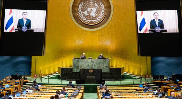 COVID-19 a litmus test of global unity, Thai Prime Minister tells world leaders