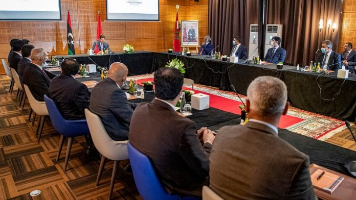 Delegates from Libya's rival administrations value Morocco's effort to resolve Libyan crisis