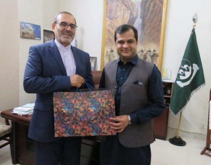 Iran, Pakistan discuss promotion of cooperation between border provinces