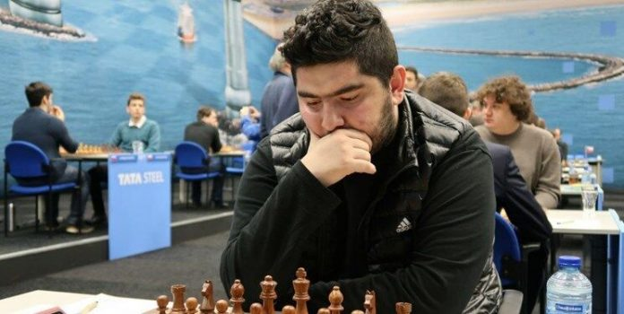 Iranian chess master checkmates US Fabiano Caruana