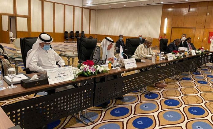 OIC Ad Hoc Committee on Accountability for Human Rights Violations against Rohingya holds meeting in Riyadh