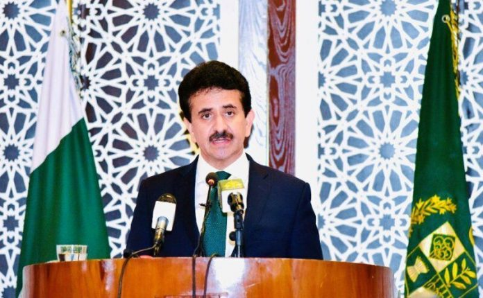 Pakistan says steers clear of Bahrain, supporting two-state solution for Palestine