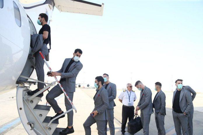 Persepolis team leaves for Qatar