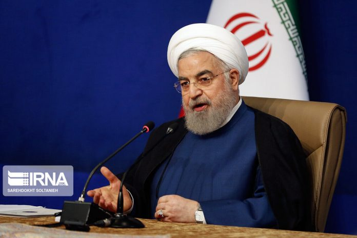 President invites world people to Iran to see old civilization