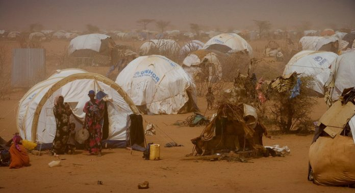 Refugees at risk of hunger and malnutrition, as relief hit in Eastern Africa