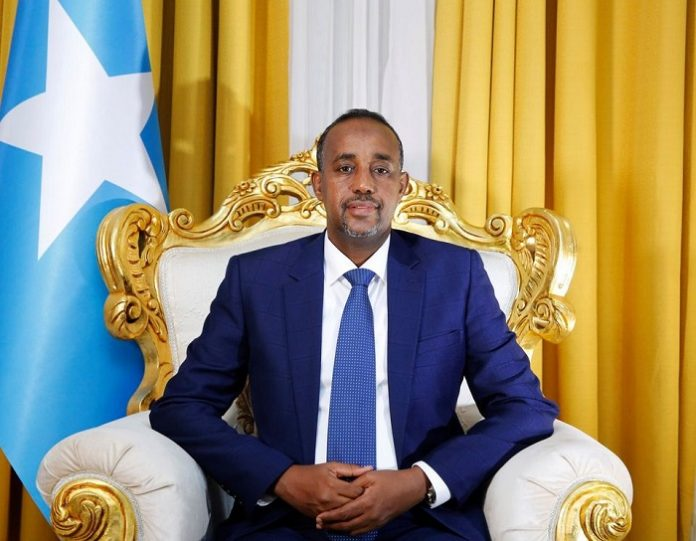 Somalia's new PM requests vote of confidence from parliament