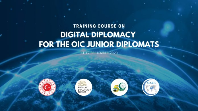 Training course on digital diplomacy for the OIC junior diplomats