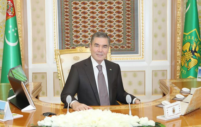 Turkmenistan celebrates construction, power engineering and communal services Profession Holiday