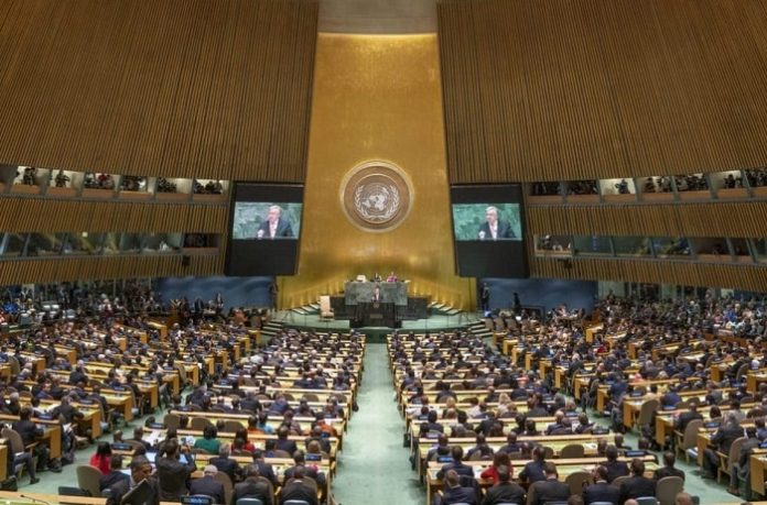 UN General Assembly adopts declaration renewing commitment to SDGs