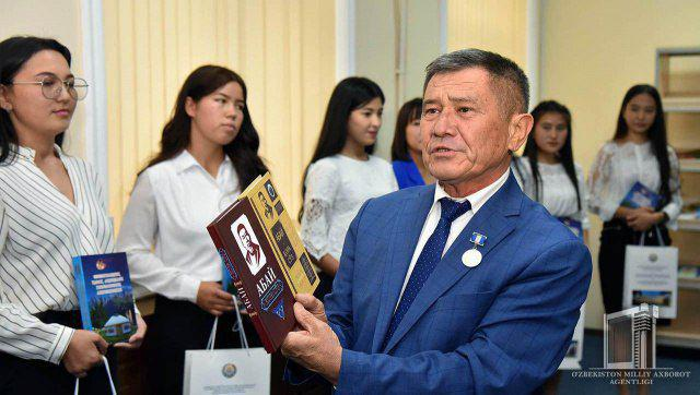 Uzbekistan celebrates 175th Anniversary of Abay Kunanbayev's birth