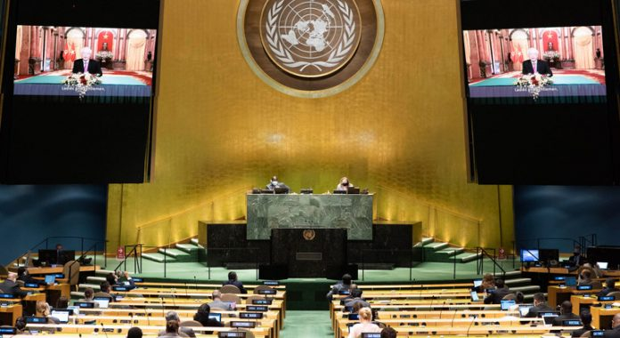 Viet Nam is 'duty-bound' to help strengthen the UN, world's largest multilateral organization