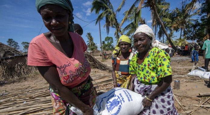 Violence leaves more than 300,000 'completely reliant' on assistance in northern Mozambique
