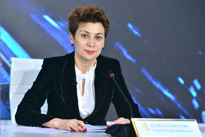 ​Kazakhstan names new Chairperson of Sanitary and Epidemiological Control Committee