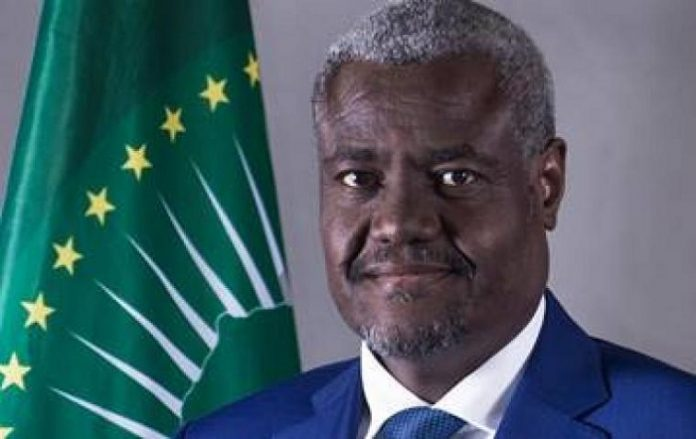 AU Commission chairperson welcomes signing of ceasefire in Libya