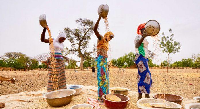 Burkina Faso'one step short of famine',warnsUNfood relief agency