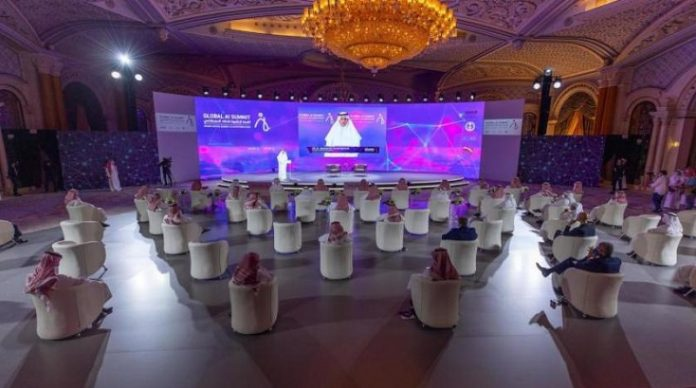 Global AI Summit 2nd day witnesses signing of three strategic agreements