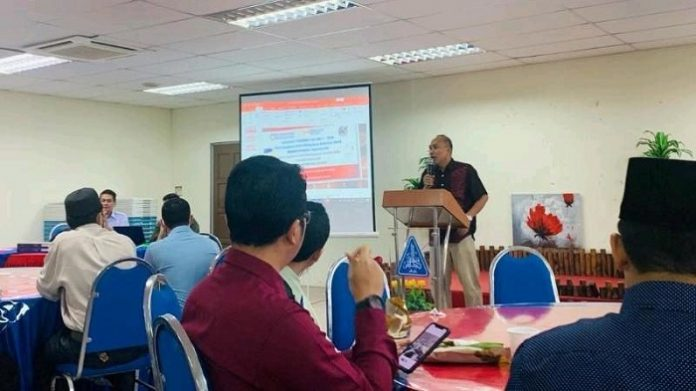 ICESCO Center in Malaysia holds training session on E-Performance Assessment Tools of Arabic Language Teachers